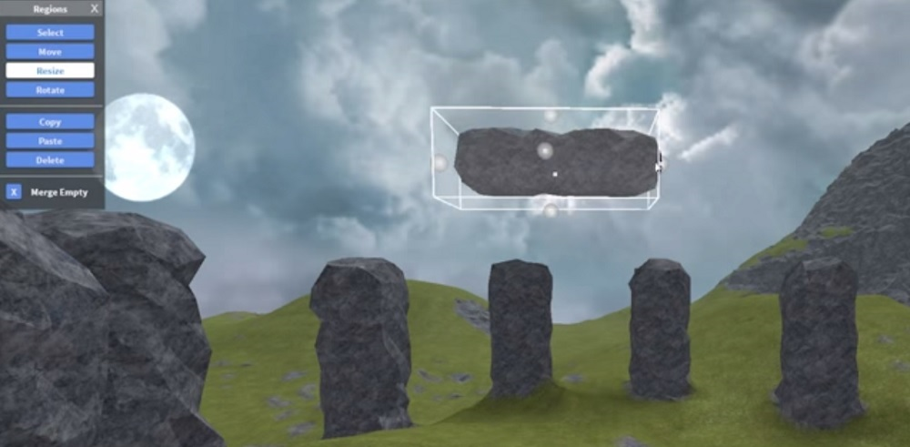 Roblox user-generated world moves from blocky terrain to smooth 3D