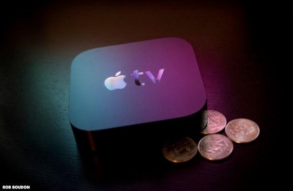 apple TV Rob Boudon