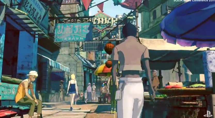 Sony Shows Off Gravity Daze 2 For The PS4 At Tokyo Game Show VentureBeat