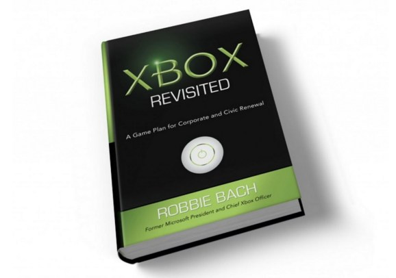 Xbox Revisted book by Robbie Bach