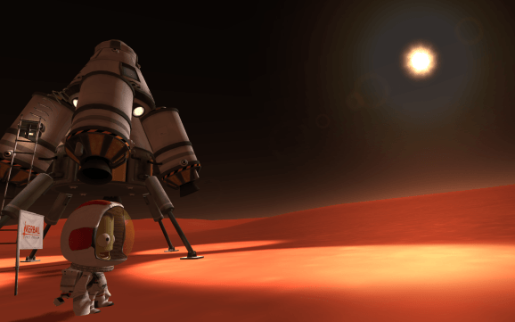 Kerbal Space Program, from Squad