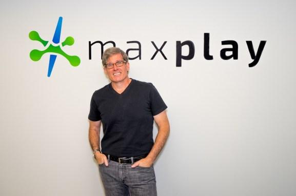 Sinjin Bain, CEO of Maxplay