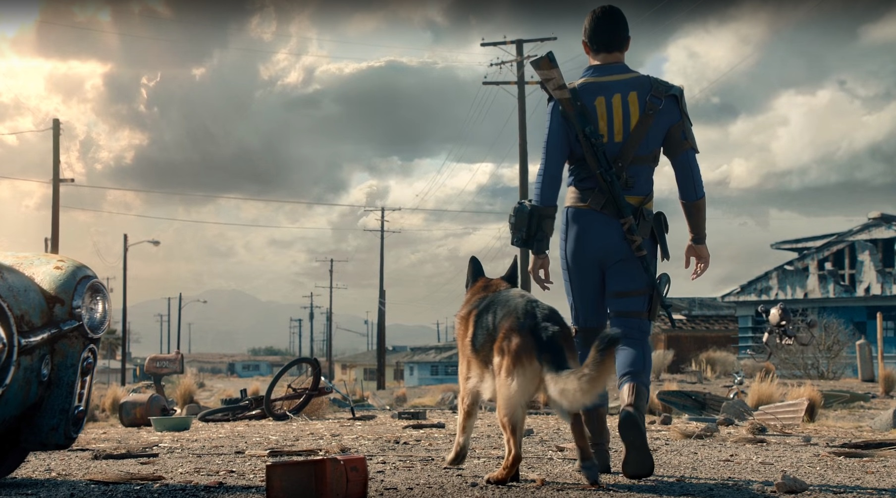 Fall Out Boy Pc Wallpaper Fallout 4 Ads Ran Nearly 800 Times As Console Games