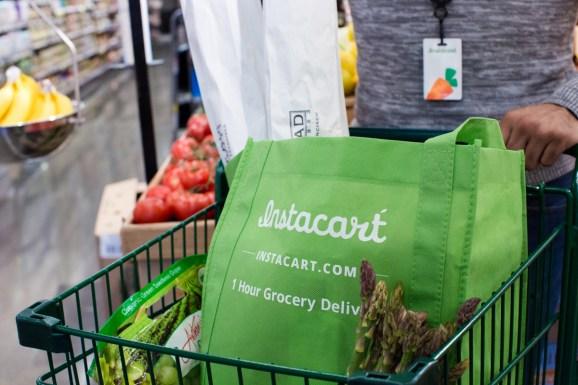 Instacart raises $200 million as supply battle with Amazon looms