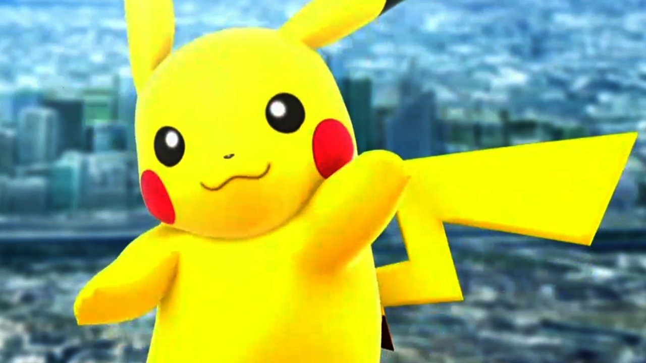 Pikachu can help you solve puzzles, but you probably don't want him to.