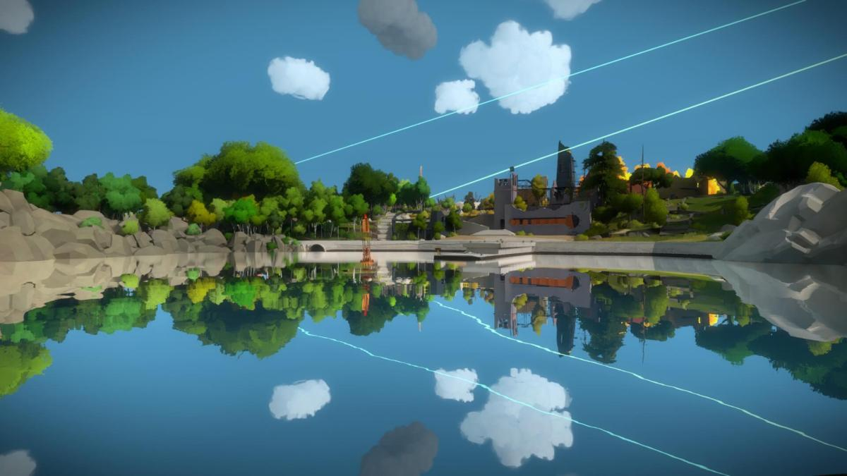 April 2018 Xbox Games With Gold The Witness And