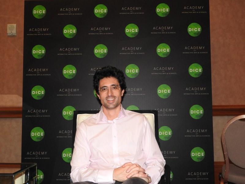 Niccolo De Masi is executive chairman of Glu.