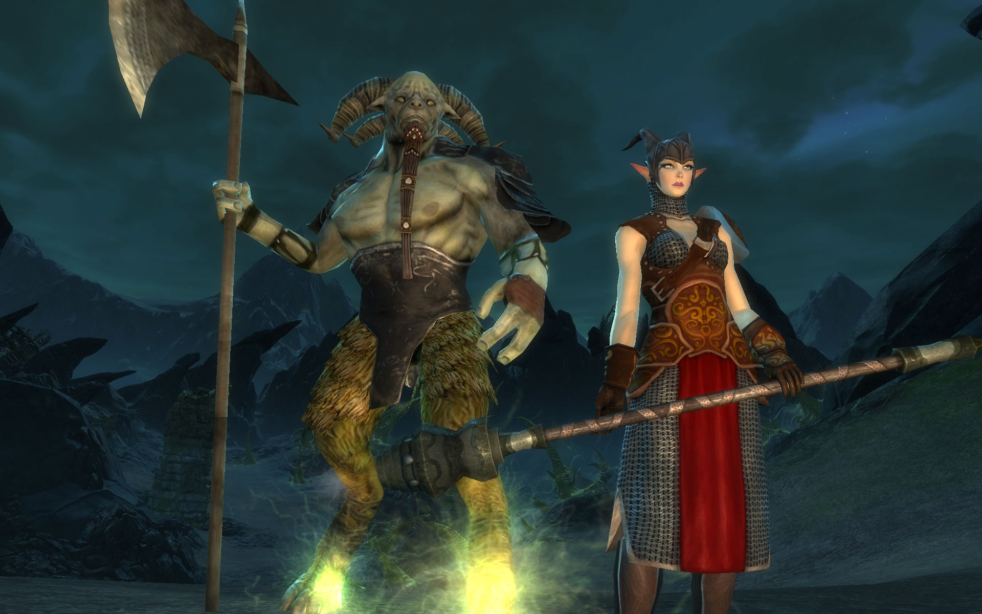 This was how the Cleric and Druid soul classes looked at Rift's 2011 launch.