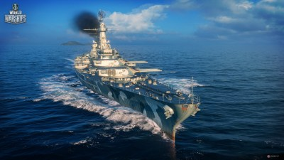 world of warships is