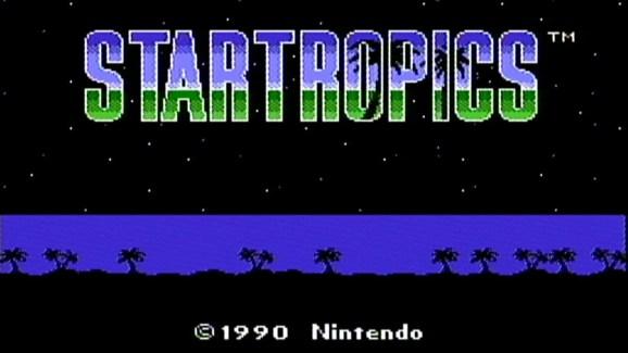 startropics The RetroBeat: Switch's Super Smash Bros. needs some StarTropics