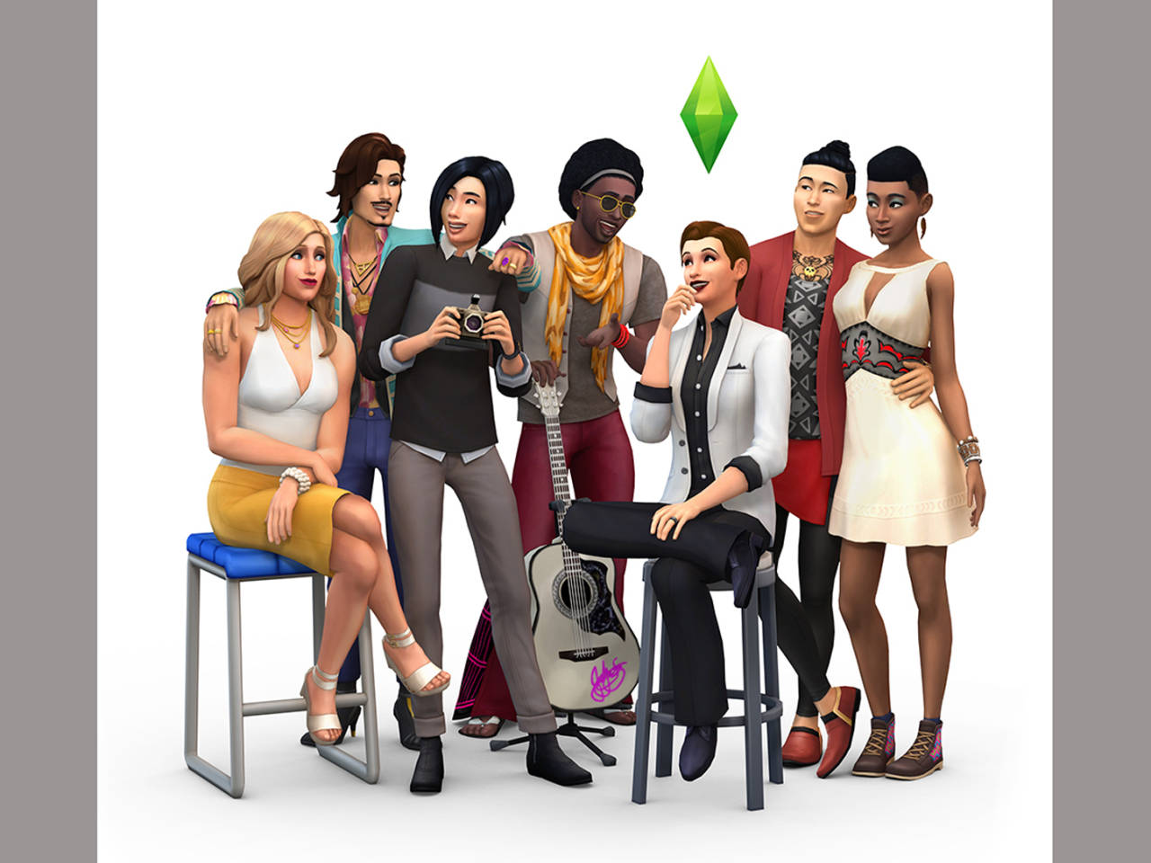 The Sims 4 Ditches Gender Restrictions Venturebeat