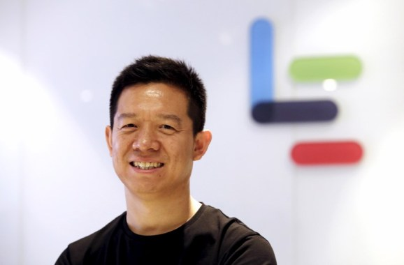 LeEco founder defies China return order, stays in U.S. to fundraise for electrical automotive