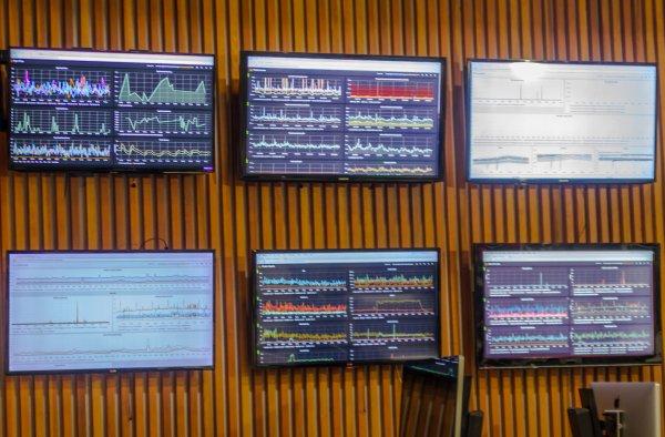 Engineer Office Monitors