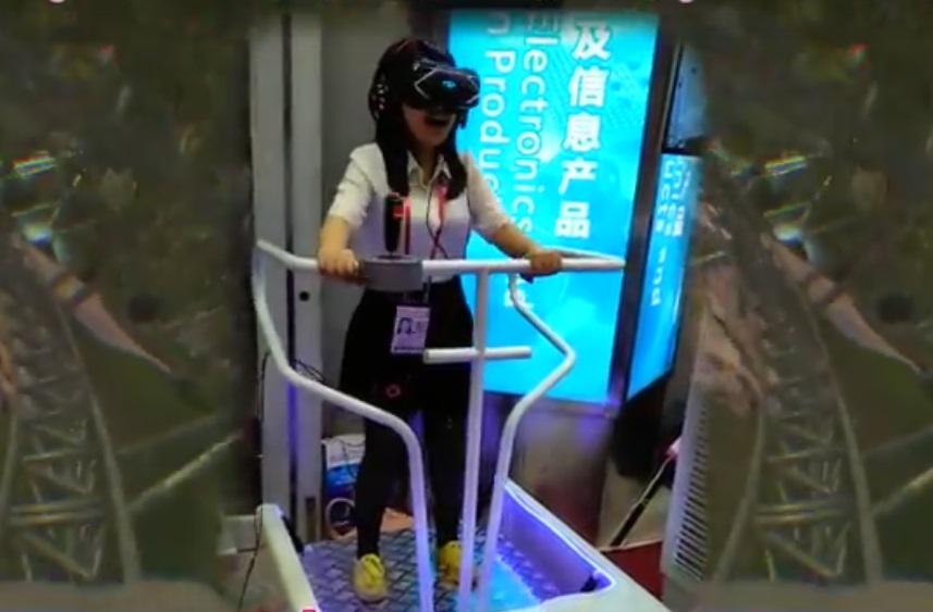 Virtual reality heats up in China   VentureBeat   Media   by Mary Ermitanio. Manatt Digital