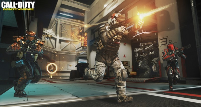 Call of Duty: Infinite Warfare publisher Activision will give fans a chance to play the game early.