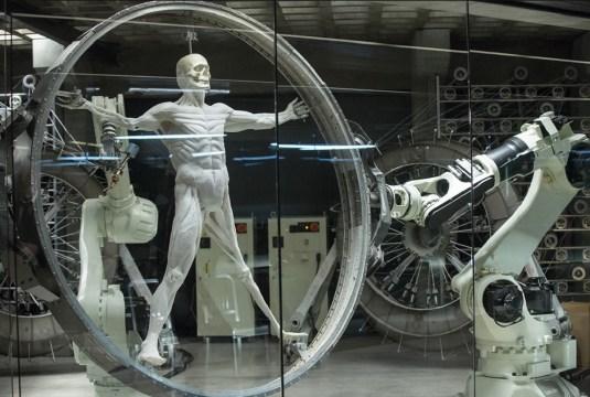 Costruzione di un androide