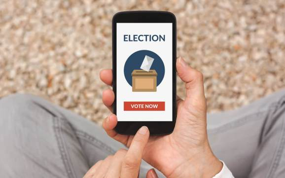 Voatz raises $2.2 million to make elections tamper-proof