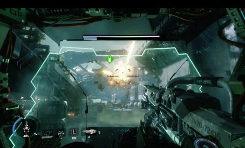 Titanfall 2 has spectacular Titan duels.