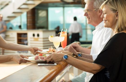 Carnival retrofits more ships with Medallion wearables for the day when we can cruise again 2