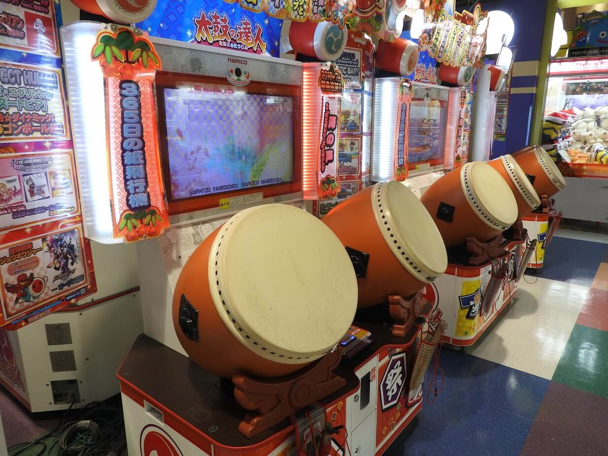 Why Japan39s arcades are its game industry39s cuttingedge