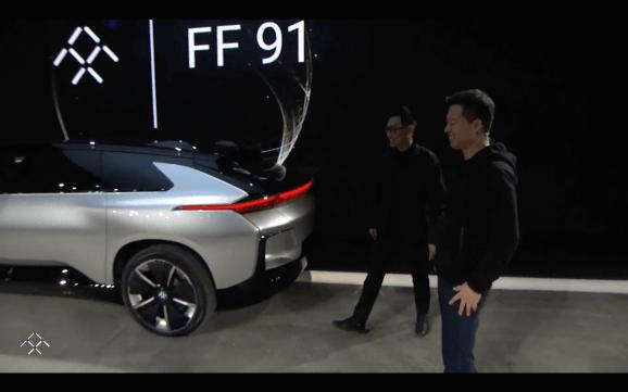 Tesla challenger Faraday Future claims it raised $1 billion in new funding