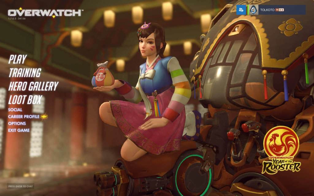 Overwatch Ranking Its First Year Of Seasonal Events