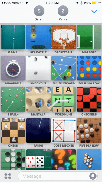 Forget Stickers Imessage S Top 15 Apps And Games