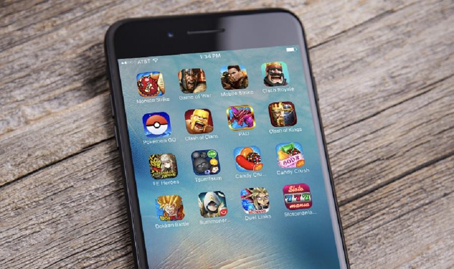 Mobile Game Revenue Grew 53 To 119 Billion In Q1 2017