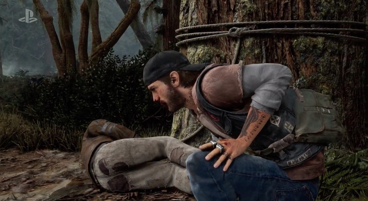 Sony shows off a riveting new scene of zombie survival game Days Gone  GamesBeat