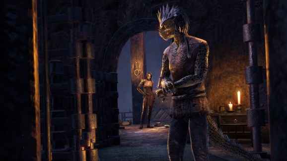 The Elder Scrolls Online's subsequent replace provides outfit choices and undead dragons