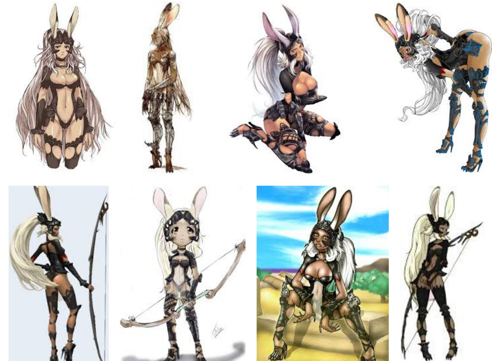 Bunny Girls Arent In Final Fantasy XIV Because Of High