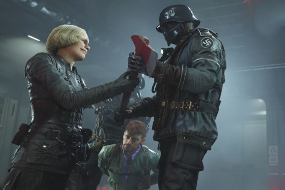 Wolfenstein II: The New Colossus launches June 29 on Nintendo Switch, requires obtain