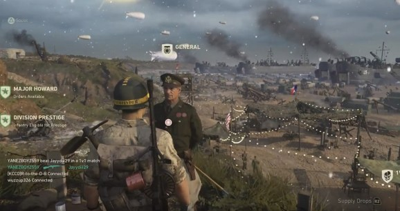 Call of Duty: WWII — Here's the ritual of hitting Prestige in multiplayer