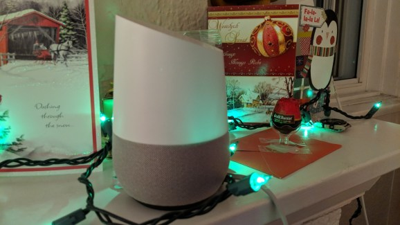 I gave my mother and father a Google Home for Christmas and watched them lose their minds