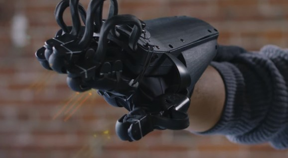 Haptx is engaged on VR's long-awaited contact glove