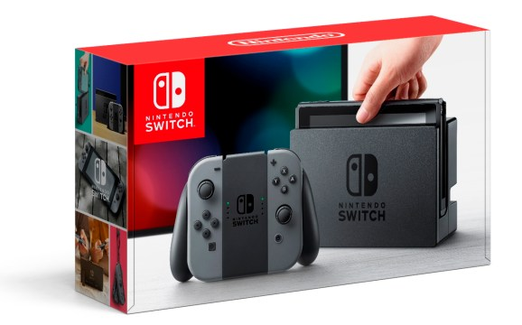 Nintendo's Switch turns into the fastest-selling system ever within the U.S.