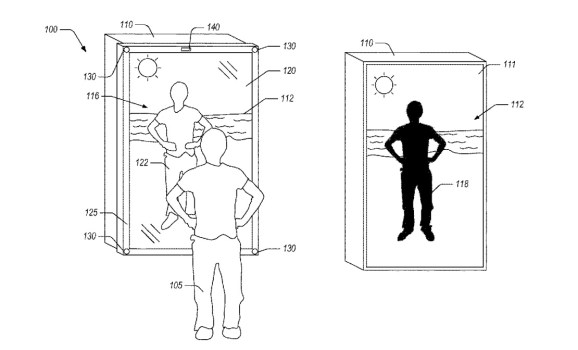 Amazon patents an AR mirror so you may attempt on digital garments