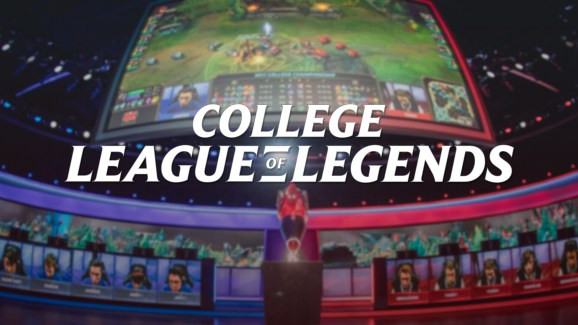 Riot and the Peach Belt Conference associate up for College League of Legends