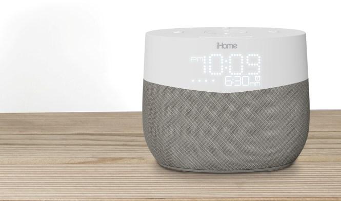 Ihome Unveils Bedside Alarm Clock