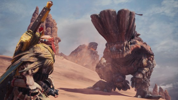 The tonal whiplash of Monster Hunter: World and Shadow of the Colossus