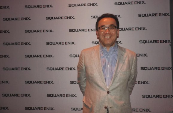 Square Enix president expects AI, 5G mobile, and digital funds to profit gaming