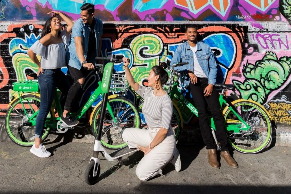 LimeBike pedals to $70 million extra funding