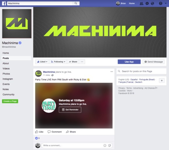 How Machinima plotted its strategic rebranding throughout platforms