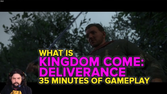 Kingdom Come: Deliverance — crime doesn't pay … besides when fixing RPG quests