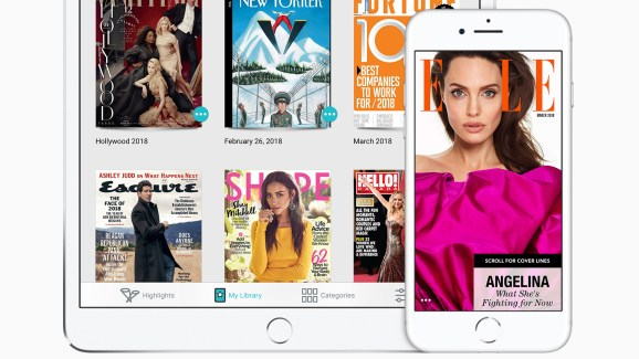 Apple acquires digital journal subscription service Texture