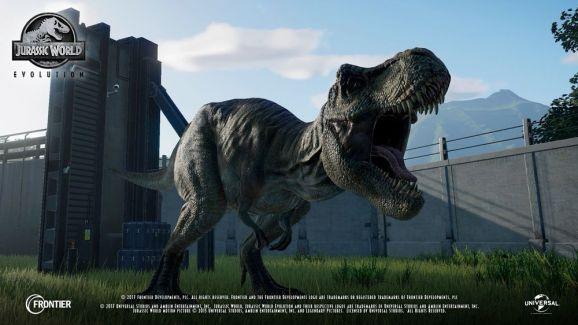 jurassicworldevolution How Frontier leveled up movie games with Jurassic World Evolution