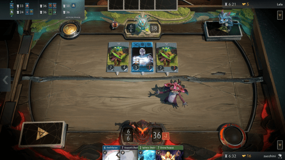 Valve sees Artifact's blended debut as a problem to vary minds