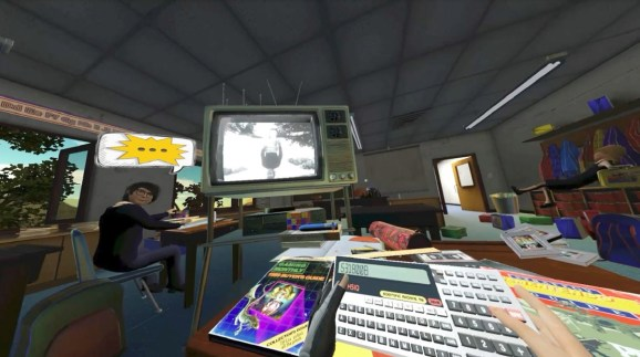 pixel-ripped-1989-3 Arvore will launch Pixel Ripped 1989 VR game in May