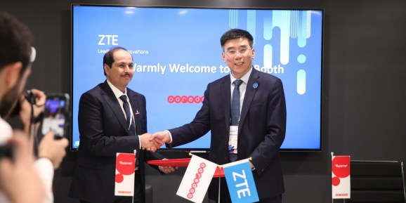 zteorredoo ZTE partners with MTN and Ooredoo to bring 5G to the Middle East and Africa