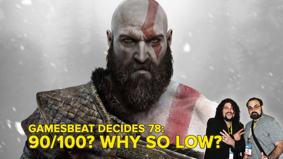 GamesBeat Decides 78: Why so low?